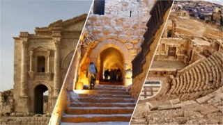 Amman - Ajloun - Jerash - Amman (Thursday & Saturday)
